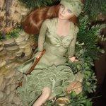 Фарфоровая кукла Марии Росси