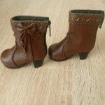 Распродажа обуви и одежды на БЖД кукол