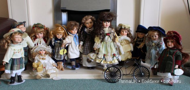 1 куклы
