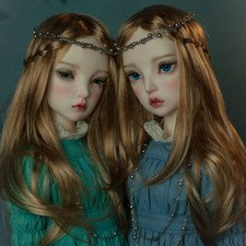 MaskcatDoll — китайский авторский бренд BJD кукол