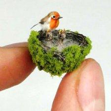 Волшебная миниатюра Фанни Сандор