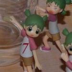Коллекционные фигурки Yotsuba №2 и 7