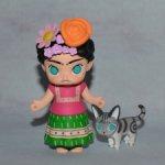Малышки Popmart Molly Auction Series с котиками.