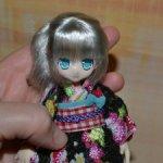 Мяу-Мяу. Кошечка 1/12 Lil` Fairy -Koneko no Te mo Karitai?- / Illumie от Azone.