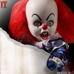 Living Dead Dolls Pennywise.