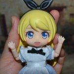 Nendoroid Алиса.