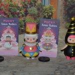 Popmart Pucky Xmas Babies Series (Малыши) PUCKY Christmas 2018 (остатки коллекции)