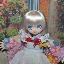Кошечка 1/12 Lil` Fairy -Koneko no Te mo Karitai?- / Harmia от Azone.
