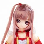 EX Cute 13th Series Magical Cute / Burning Passion Aika от Azone.