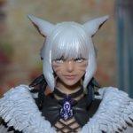 Final Fantasy XIV Bring Arts Y`shtola.