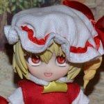 Chibikko Doll Touhou Project Flandre Scarlet