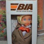 Куколка British Island Air Flight Stewardess