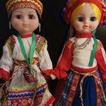 Куклы Машенька и Любаша