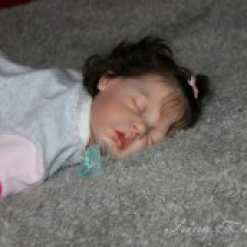 Спящая красавица. Куклы реборн от Ирины Ткачевой