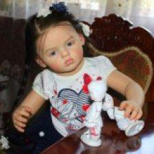 Эмилия. Куклы-реборн  от Ирины Ткачевой