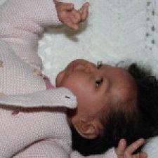 Этническая малышка Танди. Реборн от Ирины Ткачевой