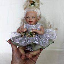 Волшебная мини феечка. Куклы-реборн от Ирины Ткачевой