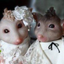 Мышиные истории. Куклы-реборн от Ткачевой Ирины