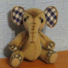 Третий слон... слоненок