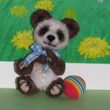 У меня поселилась панда Бао