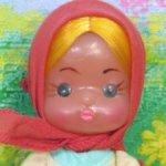 Очаровашка Глашенька в поисках дома. Осталась малышка с желтыми волосами.