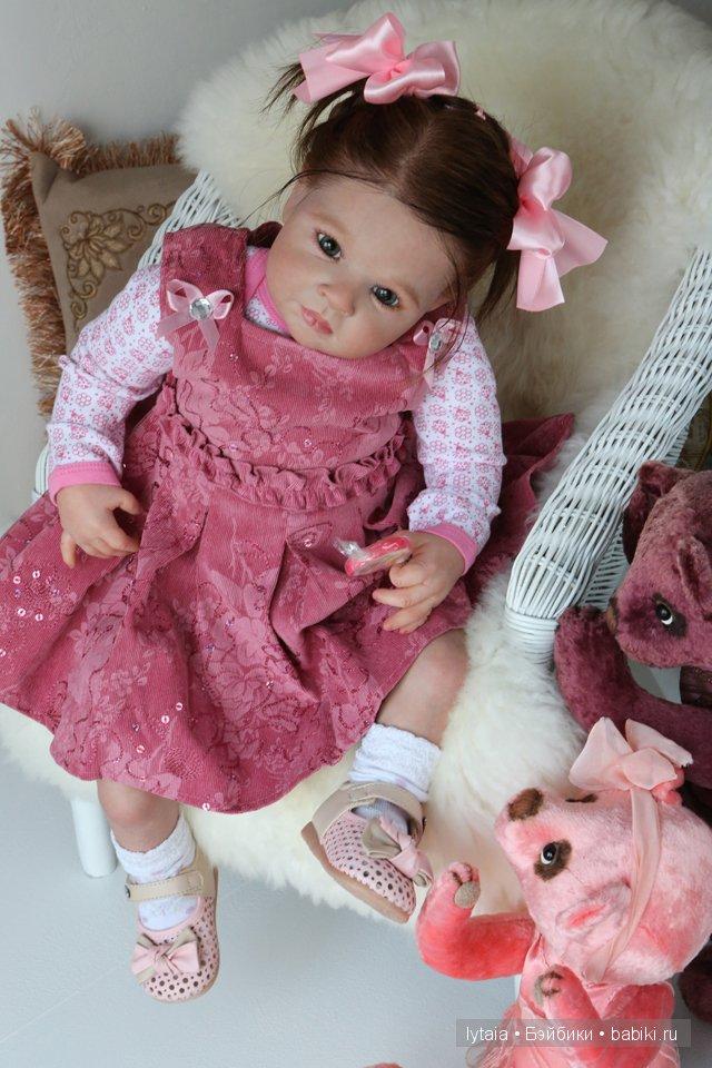 Самая большая кукла реборн
