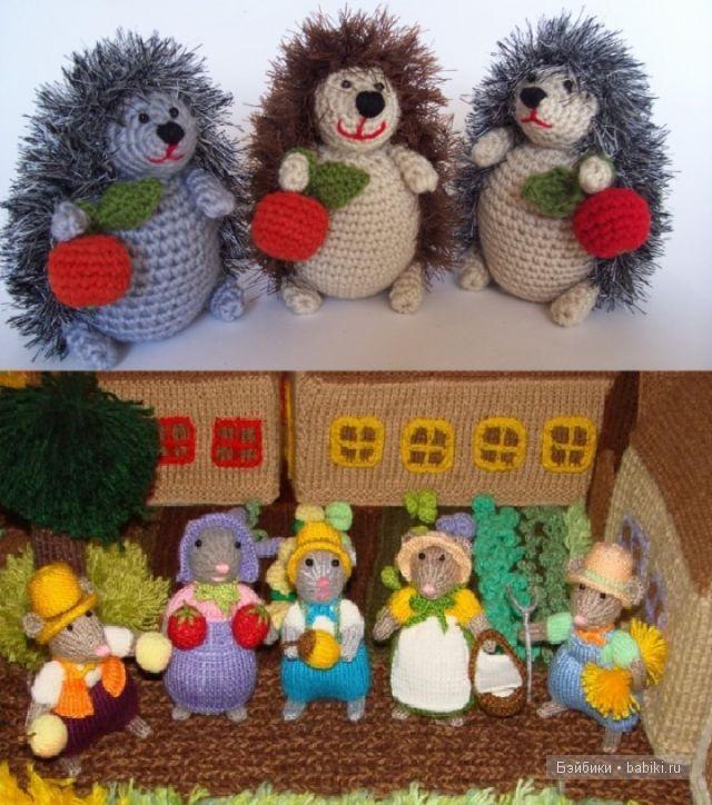 Необычные кукольные домики своими руками