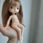 Новая шарнирная девочка Монст Xiaomi Monst
