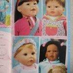 Каталог кукол Lee Middleton 2007 (часть 2)