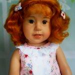 Два красивых платья для кукол Готц 58см