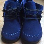 Ботинки  на стопу 8см