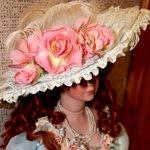 Фарфоровое очарование, кукла от Тельмы Реш