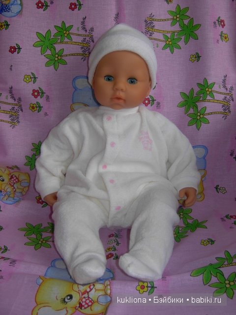 кукла беби анабель купить