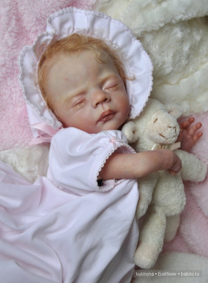 Прототип Wolke, Karola Wegerich от Alla's Babies Reborn Doll