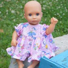 Фото сессия для Греты. Кукла Чикко - bambola Chicco