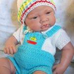 "Одежда для куклы мальчика Антонио  Хуан, беби борн, ""  Морячок"""