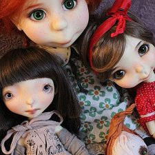 Девочки от Connie Lowe