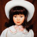 ЭТИ глаза на ПРОТИВ - или фарфоровая дама от Gerlinde Stelzer