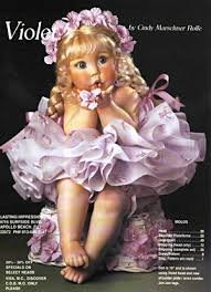 куколка мишель рольф