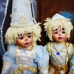 """""""Сказка на ночь"""" или Принцесса Молли и Принц Мэтью от феи кукол Келли РуБерт"""
