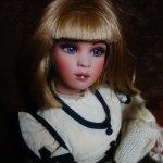 Очаровательная блондинка Марилу от Jan McLean - Кокетка