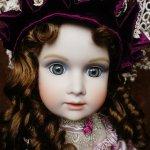 Роскошь красок и породистость мастерства от автора Patricia Loveless - 75 сантиметров сказки