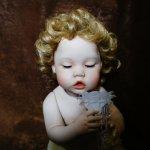 Фарфор и хрусталь... Очарование девочки от Эштон Дрейка и мастеров в хрустальном творчестве