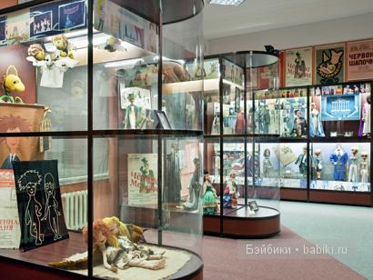 Музей театральных кукол в Харькове