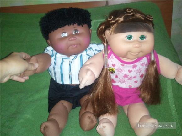 Куклы Cabbage Patch Kids Toys