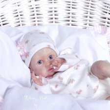Малышка Аглая! Кукла реборн Даши Костенко