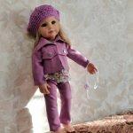 Комплект одежды для кукол Готц