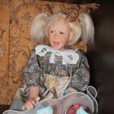 Не такие  как все... куклы от Sandi McAslan