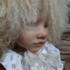 Зацепили меня... куклы от Sandi McAslan