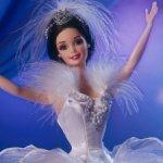 Барби Лебединая Королева (Barbie Doll as The Swan Queen In Swan Lake)